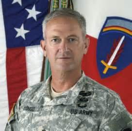 Deputy commanding general of US Army Europe, Maj. Gen. Walter Piatt