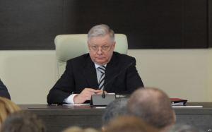 Russian Federal Migration Service (FMS) Konstantin Romodanovsky