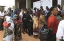 Mozambique vote counting stops amid fraud worries