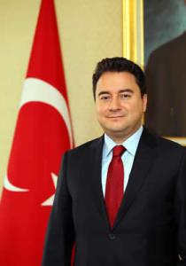 Ali Babacan Deputy Prime Minister
