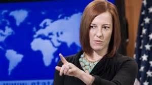 US State Department spokeswoman