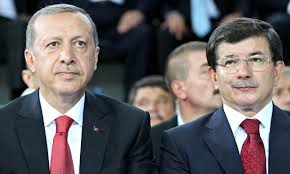 Turkey president and prime minister