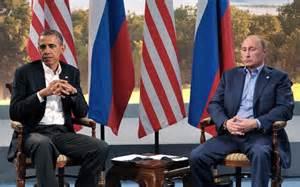 Putin, Obama Informal Meeting Possible at APEC, G20 Summits