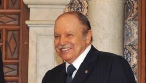 Algerian President Abdelaziz Bouteflika
