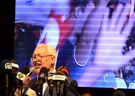 Tunisian Ennahda Islamist Party founder Rashid alGhannushi