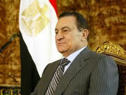 Egypt's ex-President Mubarak