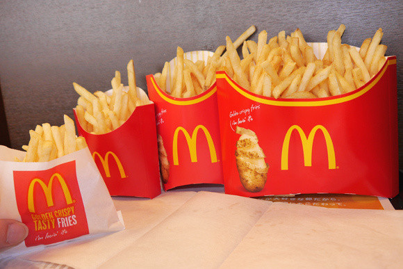 French Fries Back On Menu In Japanese Mcdonald S Prima News