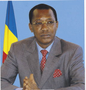His Excellency Idriss Deby President of Chad