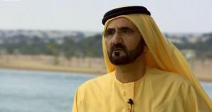 Prime Minister Mohammed bin Rashid Al-Maktoum