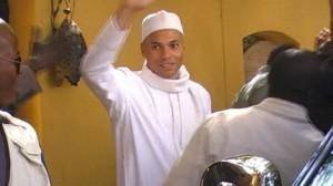 Karim Wade in court
