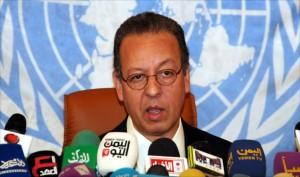 Jamal Benomar  has been UN envoy to Yemen since 2012.