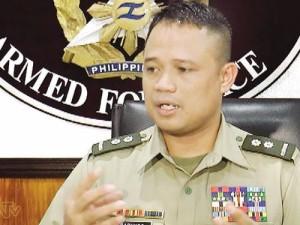 Lt. Col. Harold Cabunoc