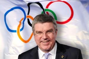 Thomas Bach President of the IOC