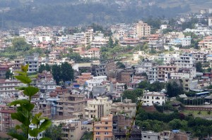 The Nepali town that lost its homes and history