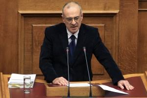 Greek Deputy Finance Minister Dimitris Mardas