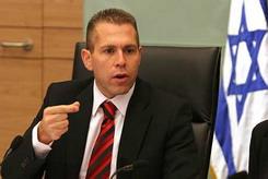MK Gilad Erdan