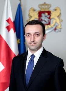 Prime Minister Irakli Garibashvili