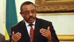 Prime Minster Hailemariam Desalegn