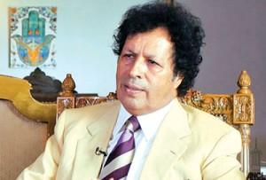 Army Colonel Ahmed Gaddaf al-Dam