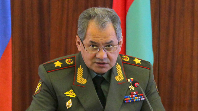 Image result for Russian Defence Minister Sergei Shoigu
