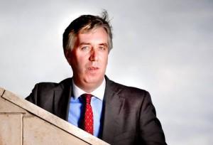 FAI chief executive John Delaney