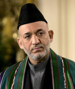 Hamid Karzai, former Afghan president