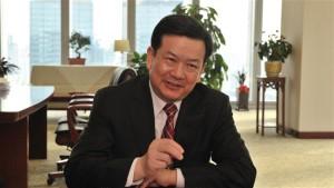 Liao Yongyuan, vice president of China National Petroleum Corp