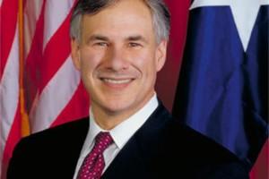 Texas Governor Greg Abbot