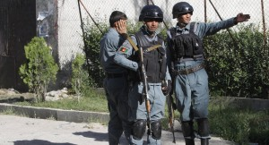 Afghanistan security force
