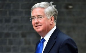 Britain has not discussed Syrian military action with Russia – Fallon
