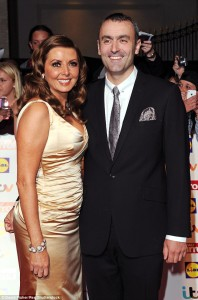 Second chance at love: Carol Vorderman and former RAF pilot Graham 'Duffy' Duff