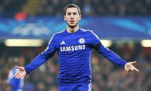Chelsea's Hazard says has not lost magic touch