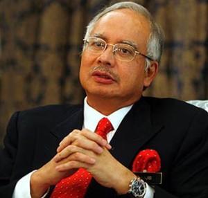 Prime Minister Najib Razak
