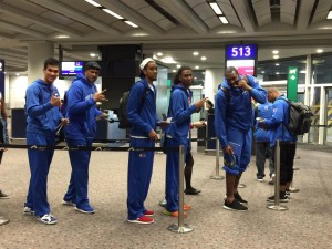 Gilas arrives in Changsha to begin quest for Olympic spot