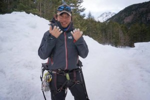 Japanese climber with no fingers abandons bid to scale Everest