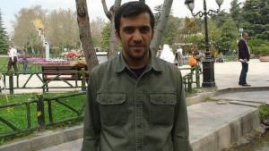 Iranian-British translator Bahman Daroshafaei.
