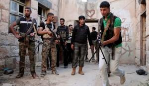 Syria militants surrendered to Kurdish fighters