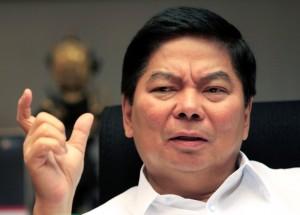 Amando Tetangco, governor of the Bangko Sentral ng Pilipinas (BSP).