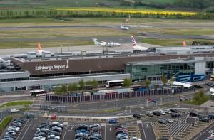 Edinburgh Airport celebrates 100th birthday