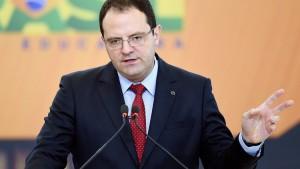 Finance Minister Nelson Barbosa.