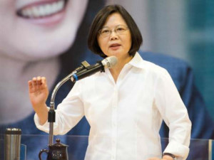 Taiwan President-elect Tsai Ing-wen.