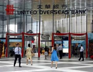 Singapore's United Overseas Bank.