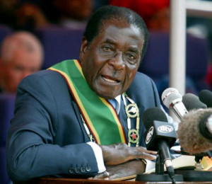 Mugabe removed as WHO goodwill ambassador after outcry