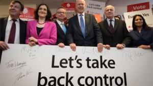 EU referendum: UK weaker outside EU, government to warn