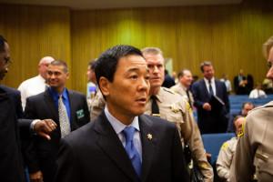 Ex-Undersheriff Paul Tanaka