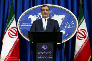 Iranian Foreign Ministry Spokesman Hussein Jaber Al-Ansari