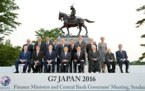 G7 united against Brexit but can only hope for an 'In' vote