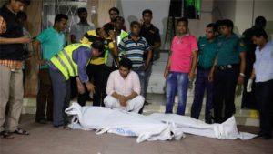 This year a gay rights activist and members of minority groups such as Hindus, Ahmadi and Shia Muslims have been fatally attacked.