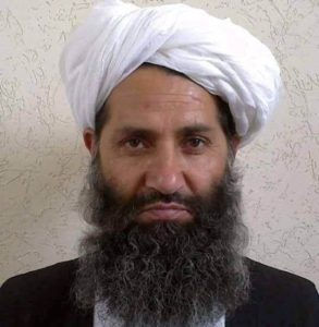 Taliban new leader Mullah Haibatullah Akhundzada is seen in an undated photograph, posted on a Taliban twitter feed on May 25, 2016.