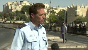 Police spokesman Micky Rosenfeld.